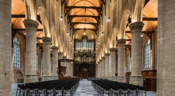 Nieuwe Kerk Delft STUA19