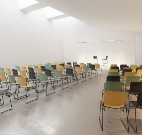 Sellex mass stacking chair 13