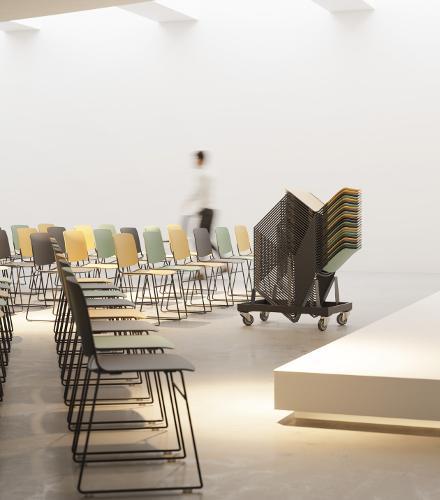 Sellex mass stacking chair 14