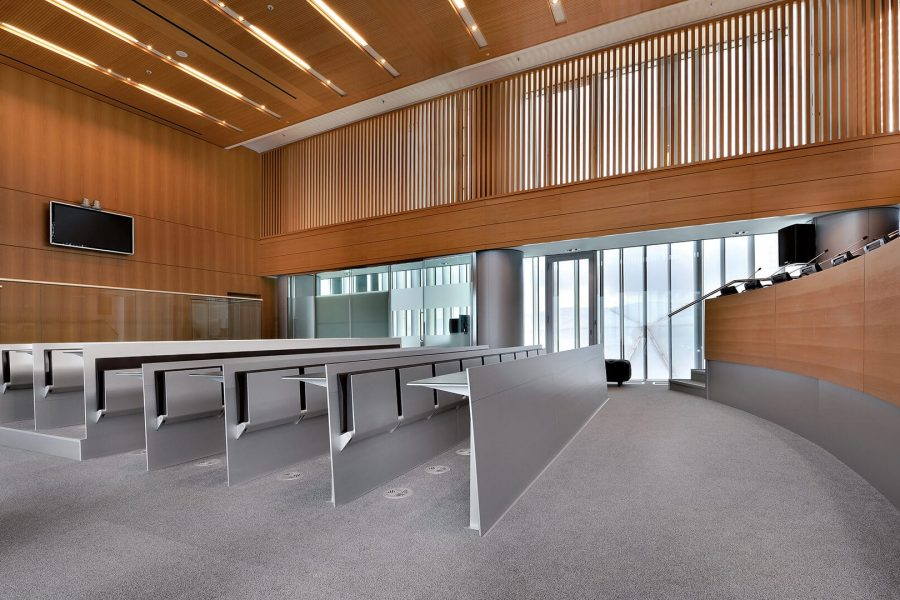 LAMM Blade auditoriumstoel | SV Collection