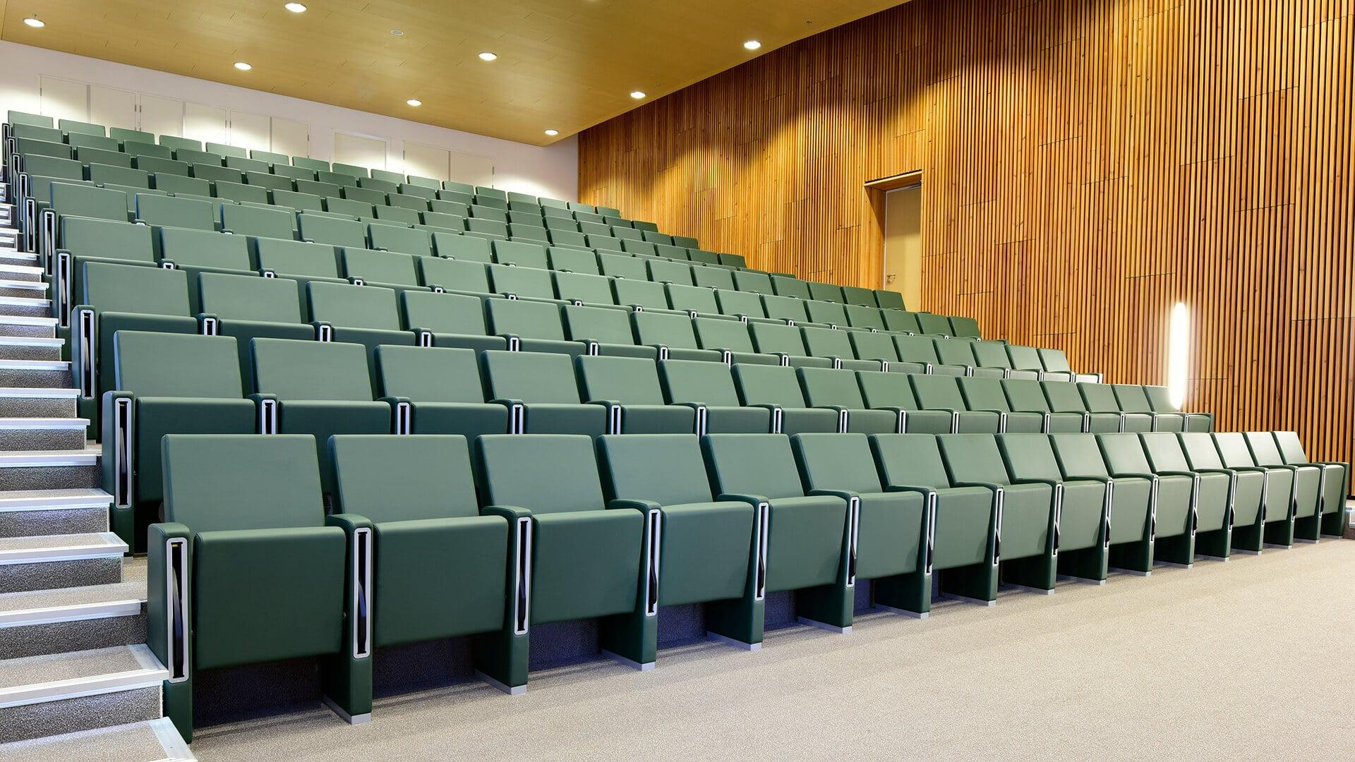Medisch Spectrum Twente M100 armchairs by LAMM 4