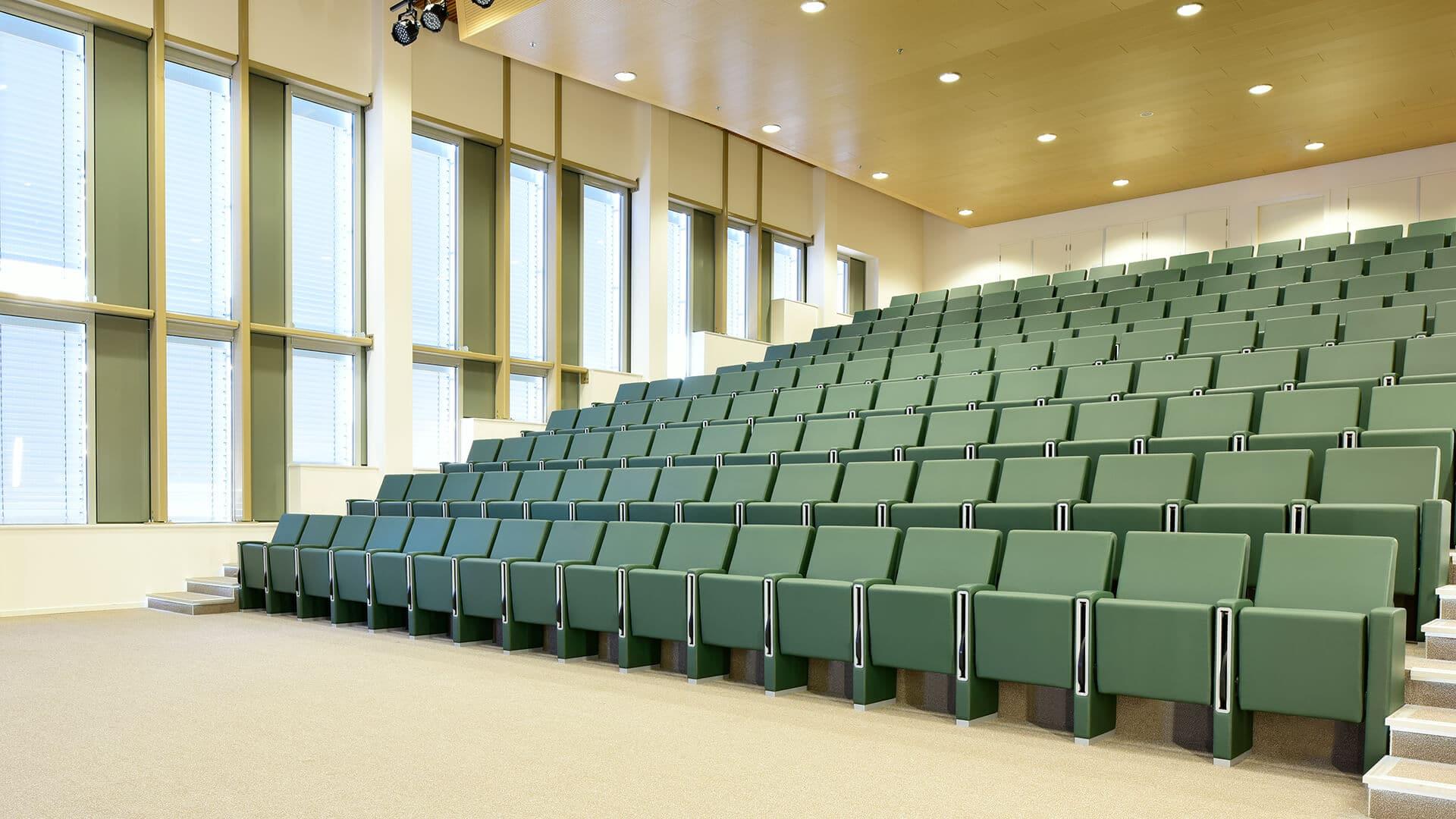 Medisch Spectrum Twente M100 armchairs by LAMM